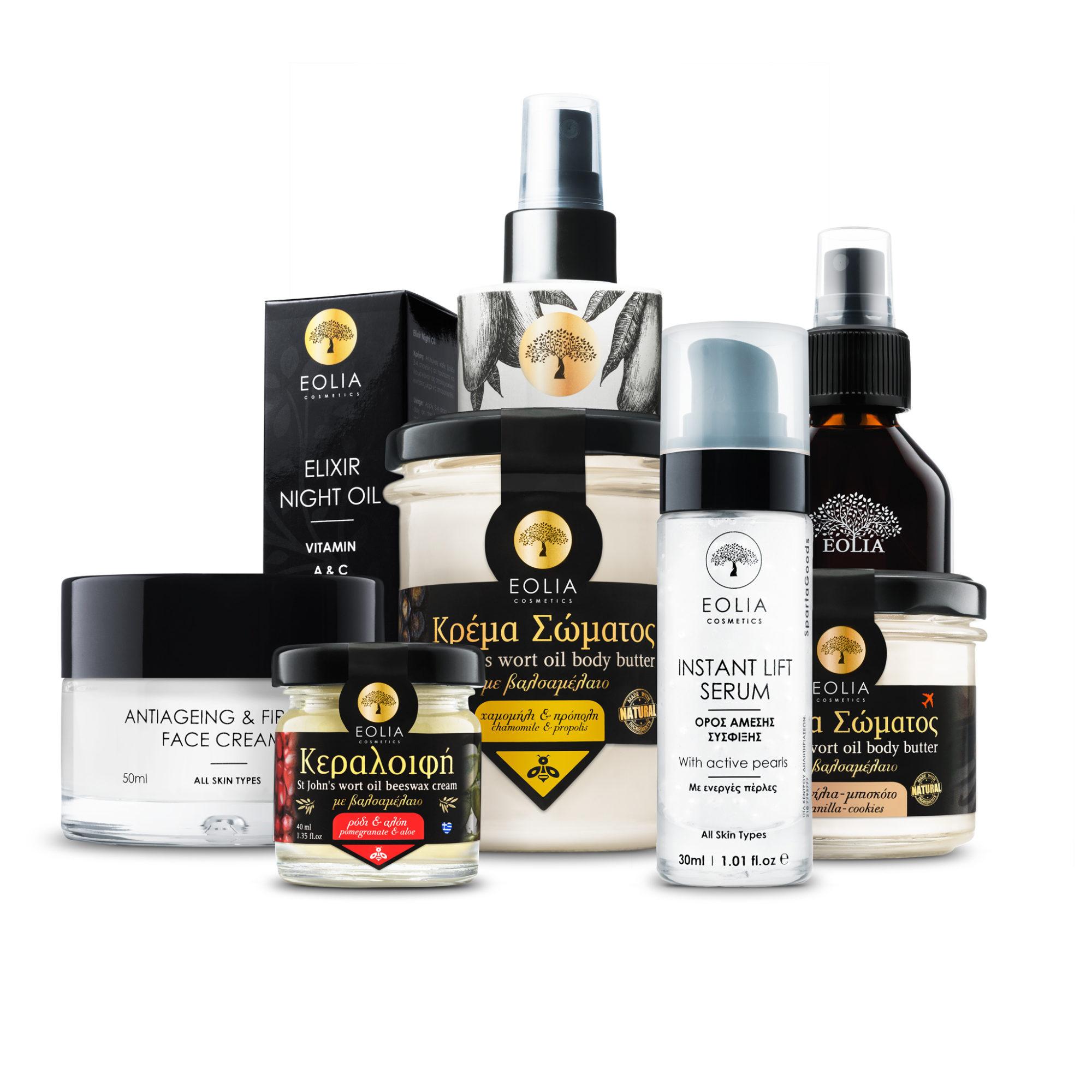 Eolia Natural Cosmetics