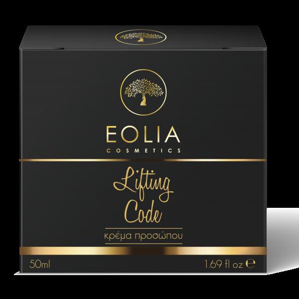 eolia lifting code face cream